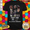 12 Colby Cave Oilers In Loving Memory Signature Halloween Shirt
