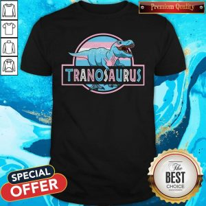 Awesome LGBT Tranosaurus Shirt