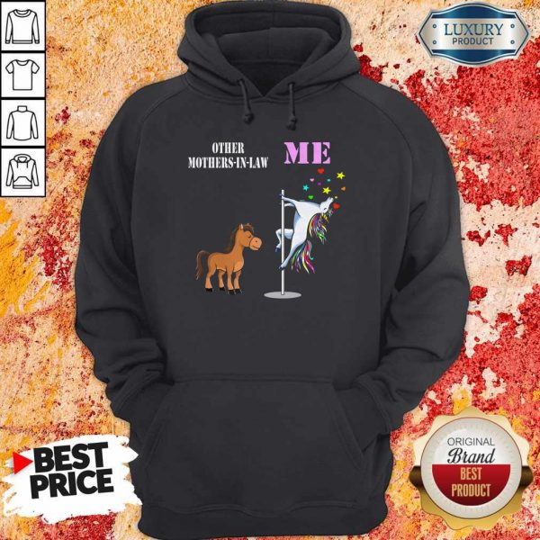 Awesome Unicorn Me Horses Other Mother-in-law Hoodie