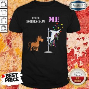 Awesome Unicorn Me Horses Other Mother-in-law Shirt