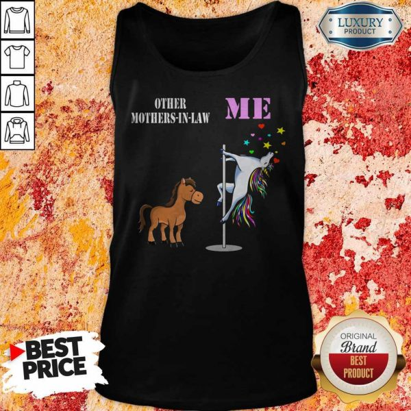 Awesome Unicorn Me Horses Other Mother-in-law Tank Top