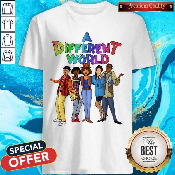 Original A Different World Shirts