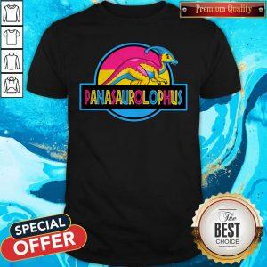 Premium LGBT Panasaurolophus Shirt