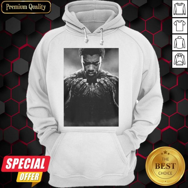 Black Panther Thank You For The Memories Signature Hoodie
