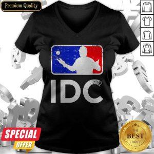 Nice Baseball Idc V-neck