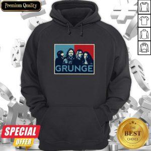 Nice Grunge Seattle Sound Hoodie