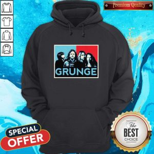 Nice Grunge Seattle Sound Quotes Hoodie
