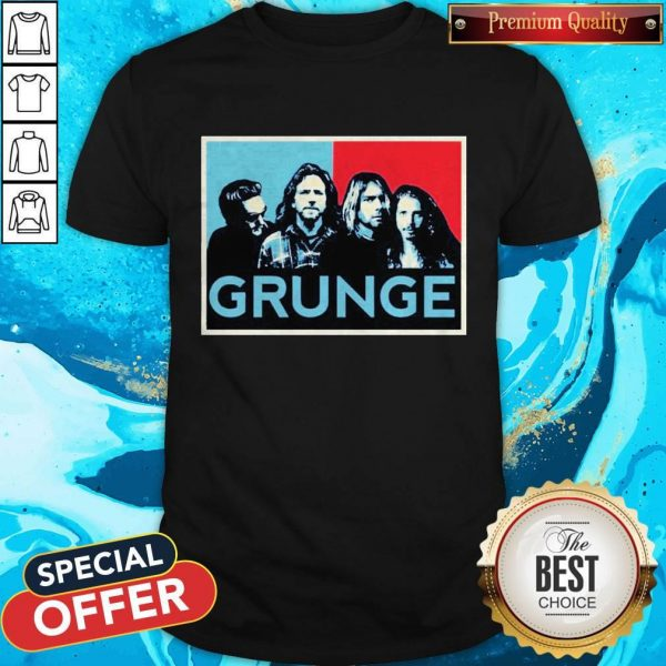 Nice Grunge Seattle Sound Quotes Shirt