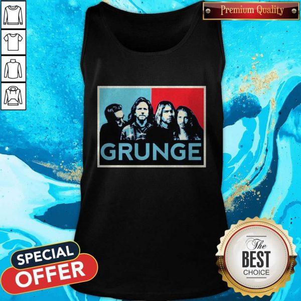 Nice Grunge Seattle Sound Quotes Tank Top