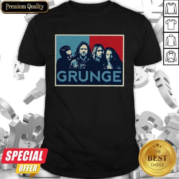 Nice Grunge Seattle Sound Shirt