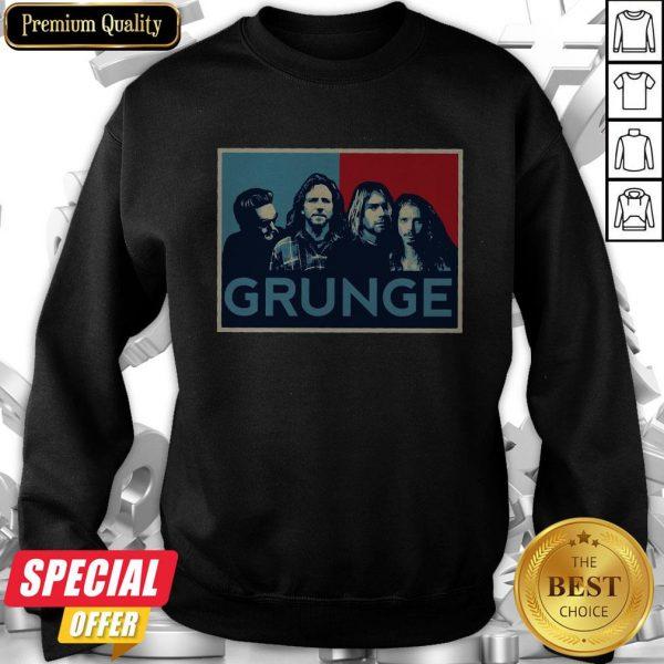 Nice Grunge Seattle Sound Sweatshirt