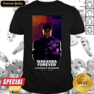The King Of Wakanda Black Panther Had Dies 1977-2020 Shirt