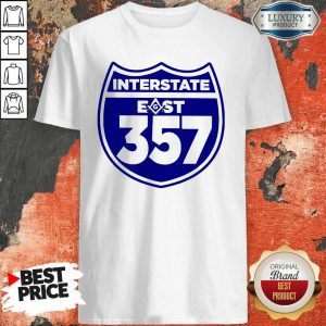 Traveling East Interstate East 357 Shirt