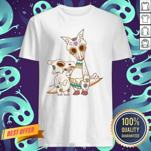 Cubone And Mama Pokemon Sugar Skulls Dia De Muertos Day Dead Shirt