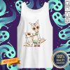 Cubone And Mama Pokemon Sugar Skulls Dia De Muertos Day Dead Tank Top