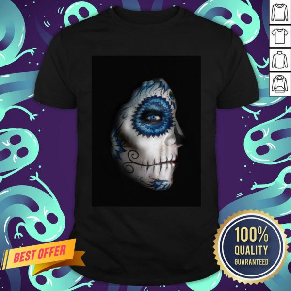 Dia Des Los Muertos Sugar Skulls Shirt
