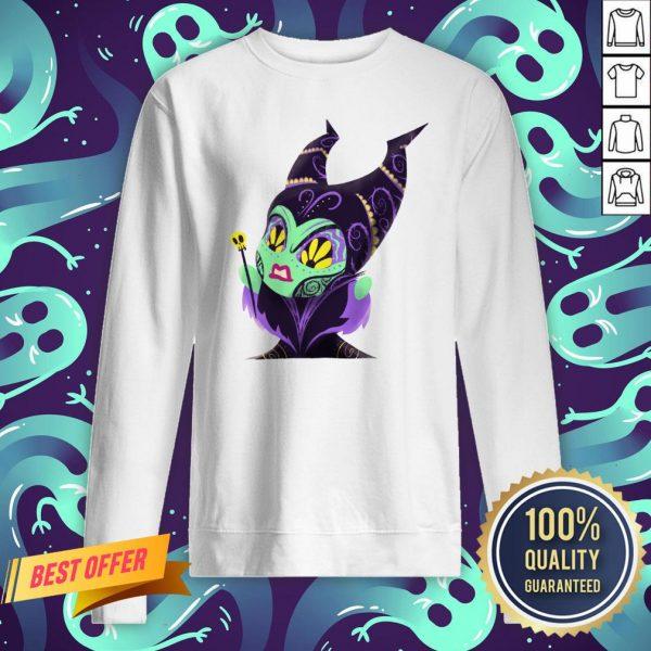 Dragon Woman Dia De Muertos Day Of Dead Sweatshirt