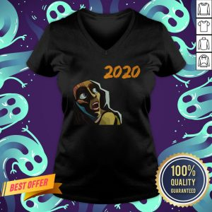Funny Spooky Halloween 2020 Halloween Day V-neck