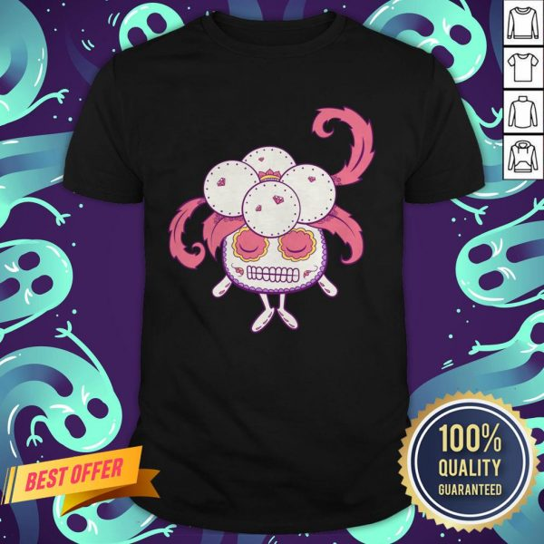Gloom Pokemon Sugar Skulls Dia De Muertos Day Dead Shirt