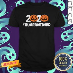 Halloween Pumpkins 2020 Quarantined Shirt