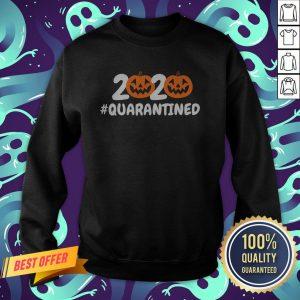 Halloween Pumpkins 2020 Quarantined Sweatshirt