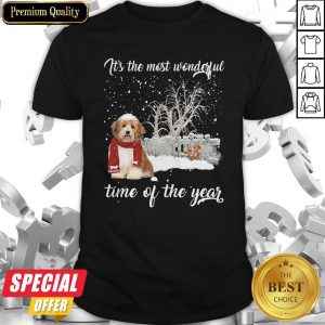 Havanese It's The Most Wonderful Time Of The Year Shirt