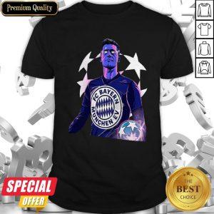 Nice Fc Bayern Munchen Ev Shirt