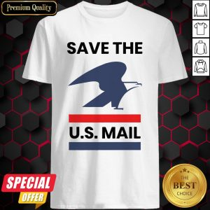 Save The US Post Office 2020 Election Vote Shirt