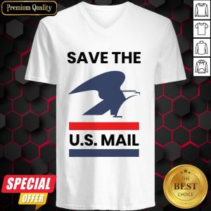 Save The US Post Office 2020 Election Vote V-neck