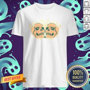 Vintage Sugar Skulls Dia De Los Muertos Day Of Dead Shirt