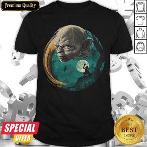 Funny Halloween Gollum Shirt