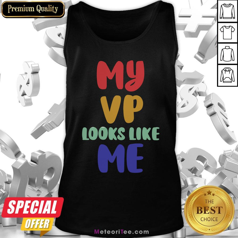 Awesome My Vp Looks Like Me Toddler Vintage Tank Top
