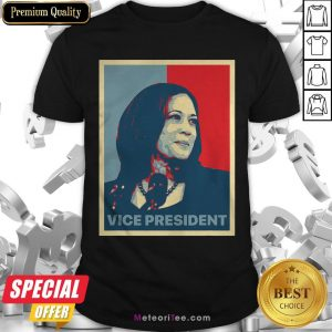 Kamala Harris First Female Black South Asian Vice President Shirt