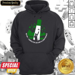 Official Trump No Hat Computer Security Conference Hoodie