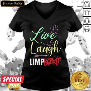 Premium Live Laugh Limp Bizkit V-neck
