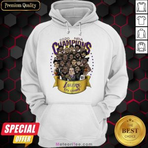 Top 2020 NBA Champions Los Angeles Lankers 17 Champs Hoodie