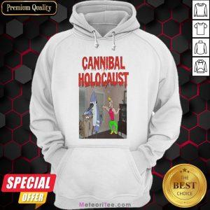 Top Cannibal Holocaust Hoodie