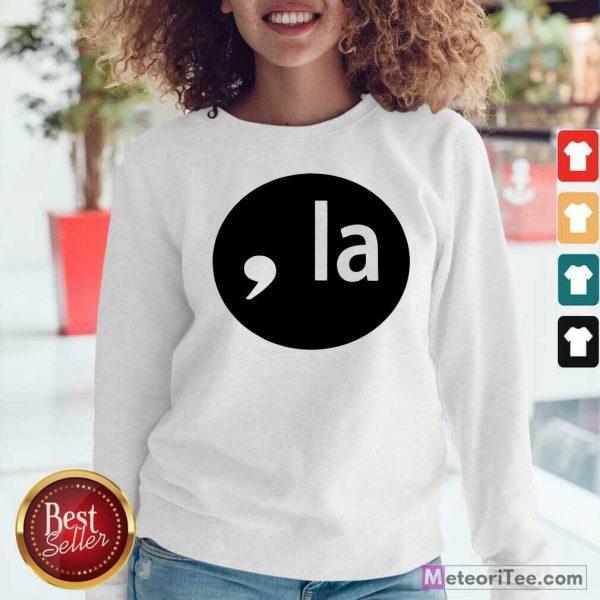 Comma La 2020 Sweatshirt- Design By Meteoritee.com