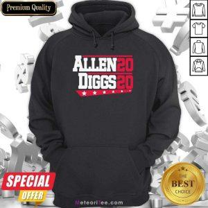 Buffalo Bills Allen Diggs 2020 Hoodie - Design By Meteoritee.com