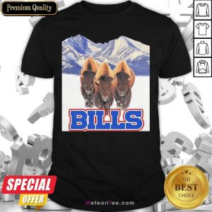 Buffalo Bills NFL Shirt - Design By Meteoritee.com