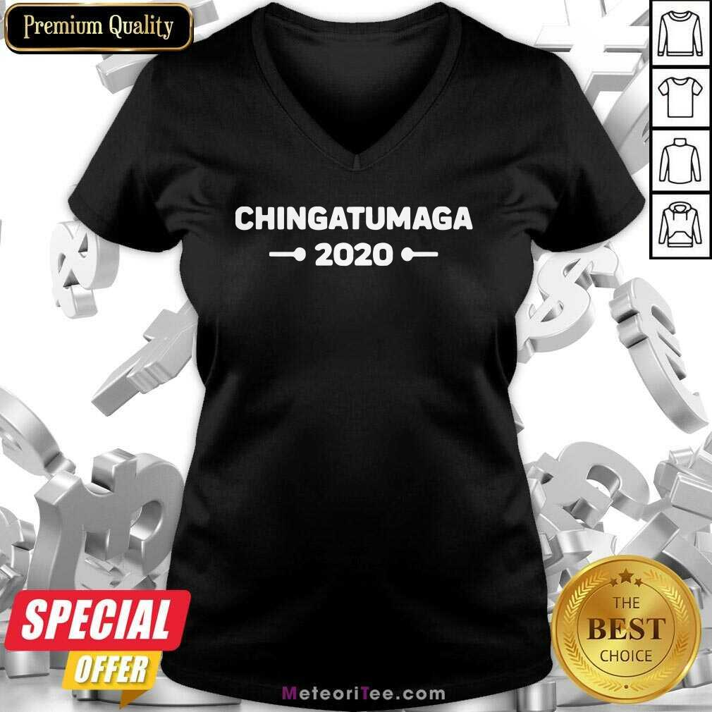 Chingatumaga 2020 Tank Top - Design By Meteoritee.com