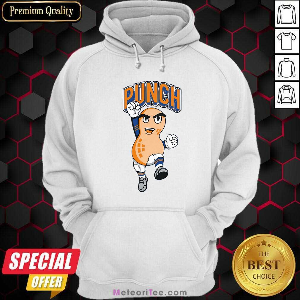 Peanut Punch 2021 Hoodie- Design By Meteoritee.com