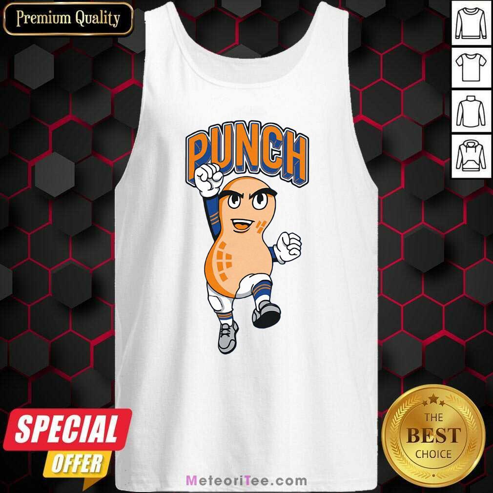 Peanut Punch 2021 Tank Top - Design By Meteoritee.com