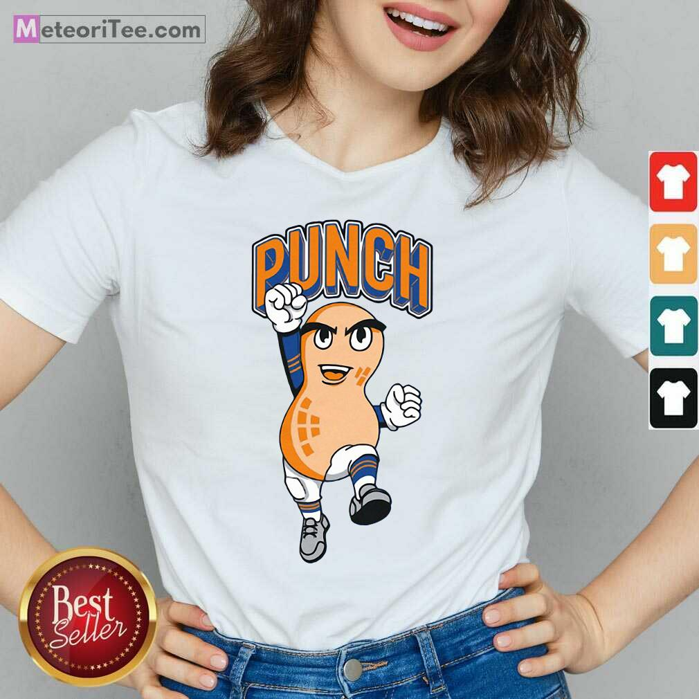 Peanut Punch 2021 V-neck - Design By Meteoritee.com