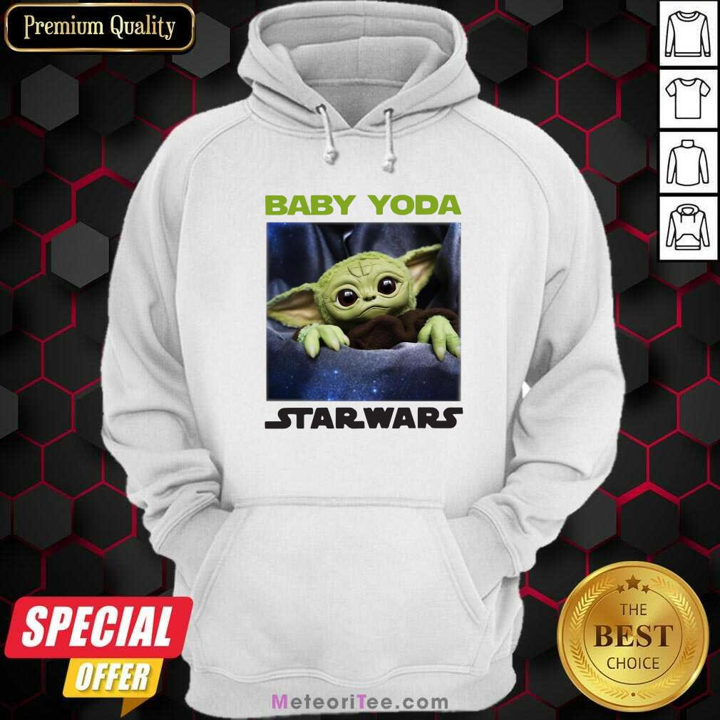 Baby Yoda Star Wars Hoodie - Design By Meteoritee.com