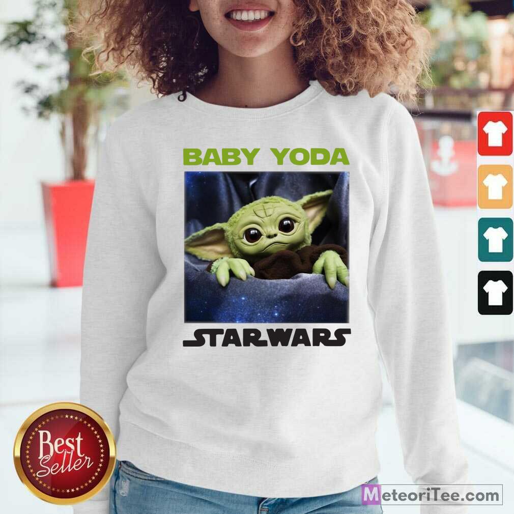 Baby Yoda Star Wars Sweatshirt - Design By Meteoritee.com