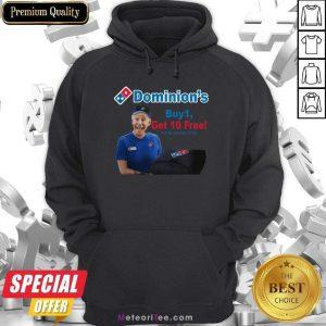 Joe Biden Dominions Buy 1 Get 10 Free 4am Delivery Only Hoodie - Design By Meteoritee.com