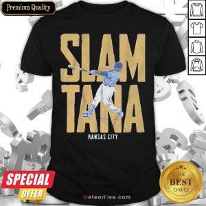 Slamtana Kansas City Shirt - Design By Meteoritee.com