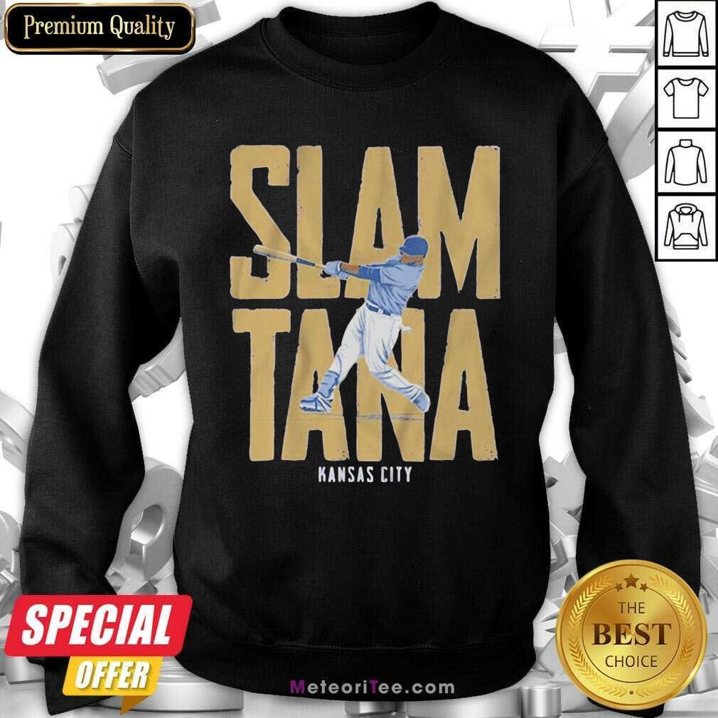 Slamtana Kansas City Sweatshirt - Design By Meteoritee.com