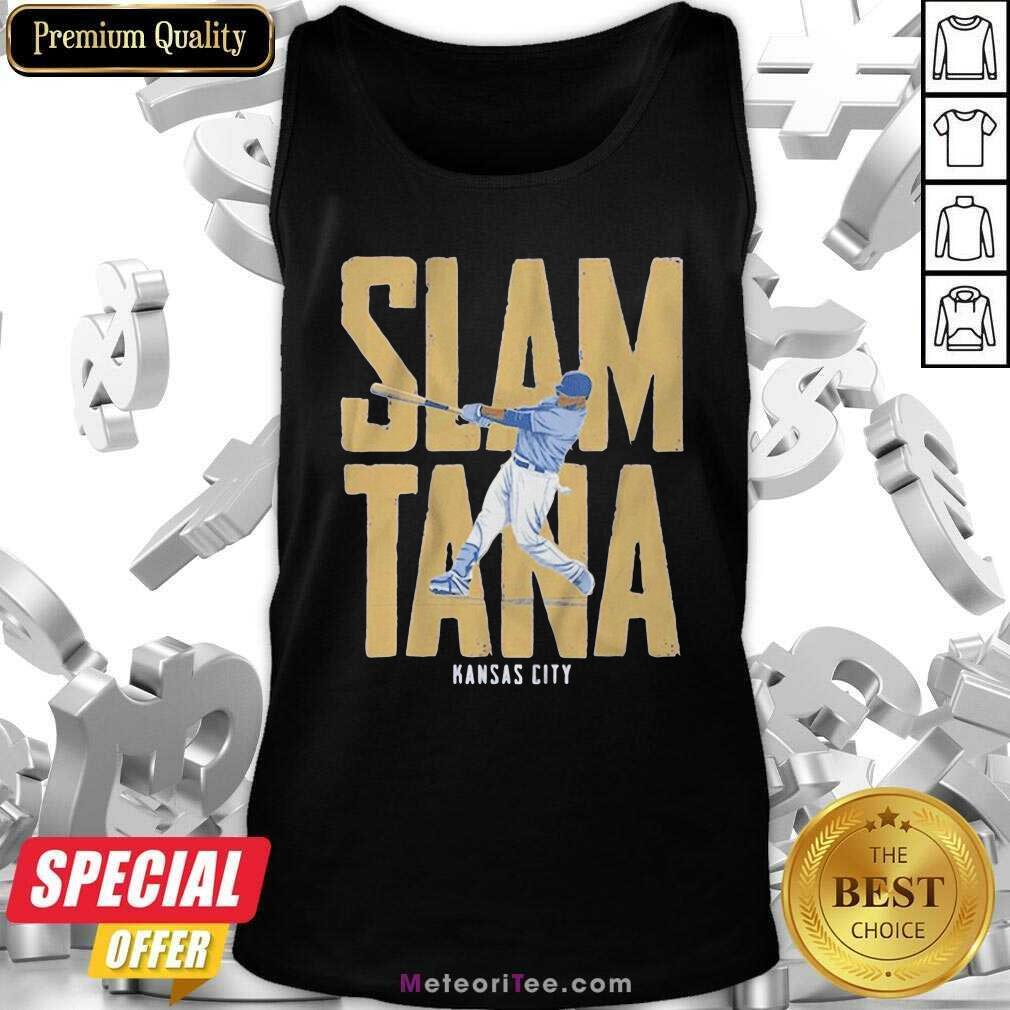 Slamtana Kansas City Tank Top - Design By Meteoritee.com